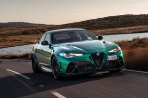 Обзор Alfa Romeo Giulia GTAm 2021