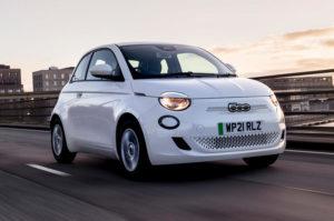 Обзор Fiat 500 Electric Action 2021 UK