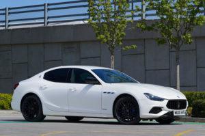 Обзор Maserati Ghibli Hybrid GranSport 2021 года