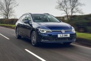 Обзор Volkswagen Golf Estate 2.0 TDI 2021 в Великобритании