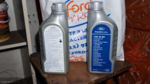 Форд фокус 2 масло в мкпп