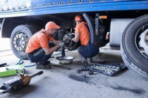 Что ломается чаще всего в грузовиках?