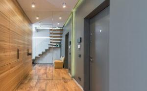 Освещение в коридоре: нормы, идеи, фото